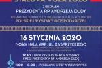 Specjalnie dla osób udających się 16 stycznia na wystawę Od COP do Gospodarki 4.0 z udziałem Prezydenta RP Andrzeja Dudy uruchomiona zostanie bezpłatna linia autobusowa W - Wystawa PWG, która dowiezie Was na miejsce.