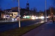 Do awarii oświetlenia doszło na Drodze Krajowej nr 77 w ciągu Al. Jana Pawła II oraz ul. Stanisława Staszica.