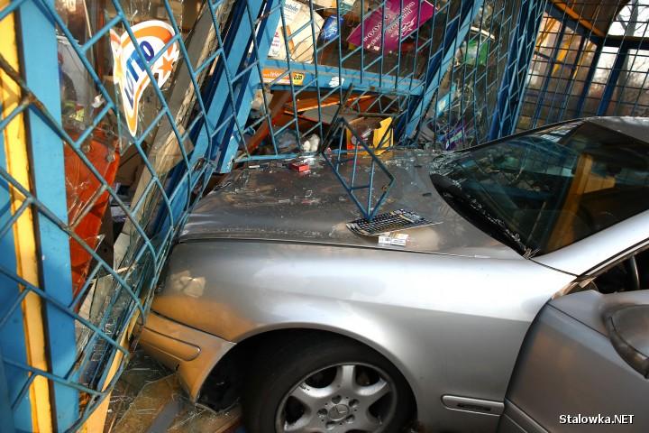 Na ulicy Energetyków doszło do makabrycznego wypadku drogowego, w którym 2 osoby zostały ranne.