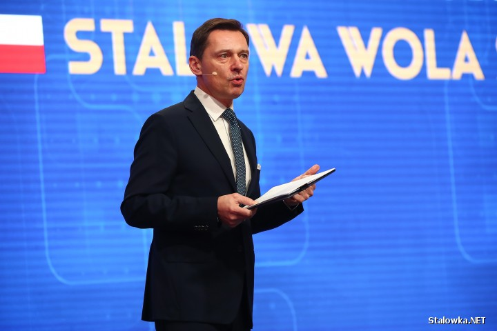 Polska Wystawa Gospodarcza w Stalowej Woli otworzyła nową halę Agencji Rozwoju Przemysłu. Udział wziął prezydent RP Andrzej Duda.