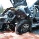 Stalowa Wola: 4 osoby ranne w wypadku na DK77 w Zbydniowie