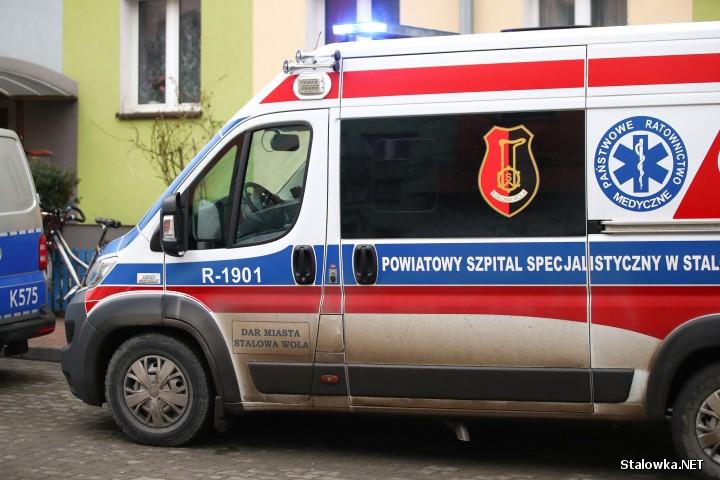 Do tragicznego w skutkach pożaru doszło w jednym z bloków na ulicy Poniatowskiego w Stalowej Woli.
