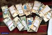 Łącznie, w wyniku przeprowadzonych przeszukań, zabezpieczono pieniądze w kwocie około 300 tysięcy złotych, samochody o wartości 55 tysięcy złotych oraz dokumentację i odręczne zapiski, stanowiące materiał dowodowy w sprawie.