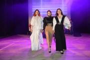 Modelki w strojach marki KOVALOWE: Natalia Pstrąg, Klaudia Kędzior, Katarzyna Zając.