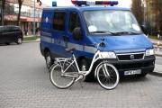Do potrącenia rowerzysty doszło na ulicy Poniatowskiego w Stalowej Woli.