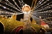 Świąteczne dekoracje w Stalowej Woli są demontowane. Niektórzy mieszkańcy twierdzą, że zbyt późno.