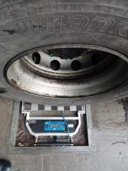 Ostatecznie kontrolujący inspektorzy stwierdził przekroczenie dopuszczalnej masy całkowitej pojazdu członowego o 39,25% w stosunku do dopuszczalnych 40t.
