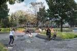 W Stalowej Woli na placu przy Al. Jana Pawła II 6 rozpoczyna się budowa długo wyczekiwanego Podwórka dla Pława. Wykonawca ma czas do końca listopada.