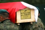 4 października 2019 roku trumna z prochami Tadeusza Gajdy została złożona w grobie na cmentarzu parafialnym w Rozwadowie.