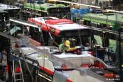 Miejski Zakład Komunalny ma ich na stanie 10. Wyprodukowane zostały w zakładzie Solaris Bus&Coach w Bolechowie-Osiedle koło Poznania.