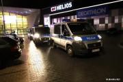 Kino Helios w Stalowej Woli było jednym z pięciu na mapie Podkarpacia, które przeszukiwała policja w związku z poszukiwaniem materiałów wybuchowych.