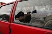 Do stalowowolskiej komendy zgłosiło się pond czterdziestu pokrzywdzonych właścicieli samochodów.