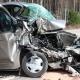 Stalowa Wola: Wypadek na Przyszowskiej. Dostawczak najechał na ciężarówkę. 1 osoba ranna