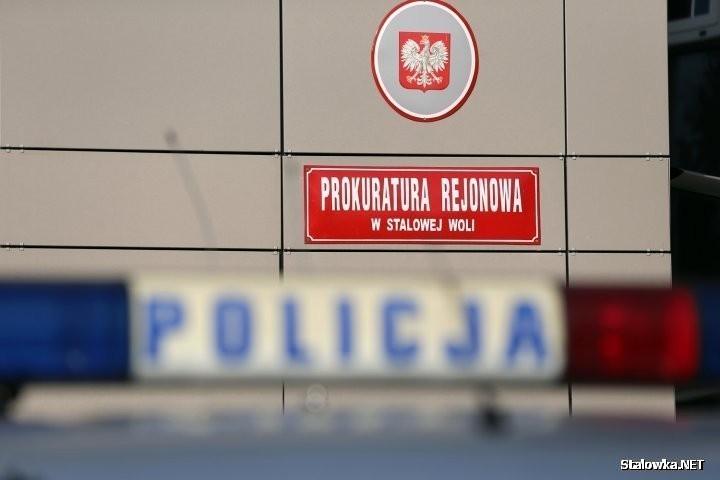 Prokuratura Rejonowa w Stalowej Woli wyjaśnia przyczyny zgonu 19-letniego mężczyzny.