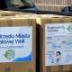 Stalowa Wola: Cerkamed przekazał środki ochronne dla miasta