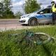 Stalowa Wola: Na 112 wpłynęło zgłoszenie o potrąceniu rowerzystki
