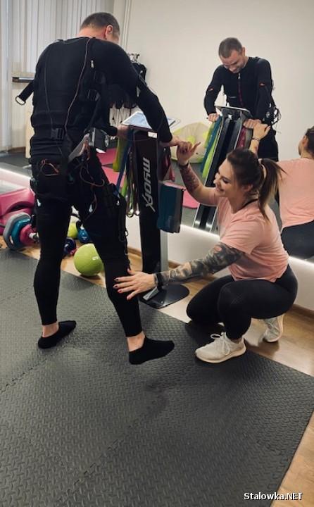 EMS Dream Body zaprasza na treningi personalne z wykorzystaniem elektrostymulacji mięśniowej.