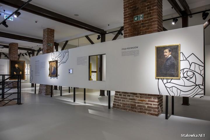 Wirtualny spacer umożliwi publiczności, bez wychodzenia z domu, wizytę we wnętrzach Galerii Malarstwa Alfonsa Karpińskiego.