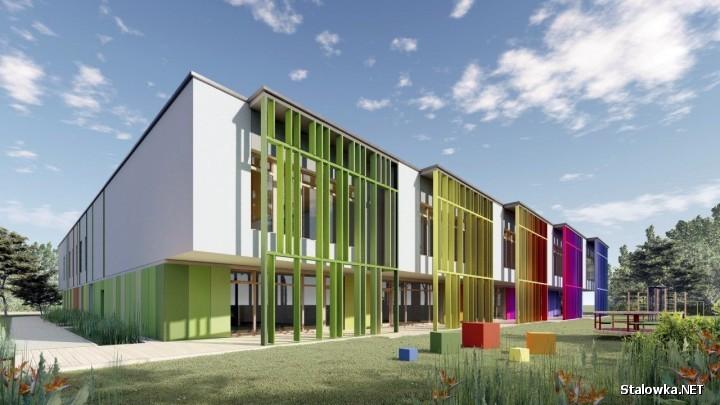 Obiekt ma powstać przy ulicy Komisji Edukacji Narodowej i być dedykowany dla 195 dzieci.