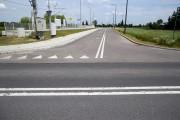 Kierowcy pytają jak mają dojechać od strony Sandomierza, skoro na jezdni wymalowano linie podwójnej ciągłej?