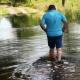 Stalowa Wola: Rzeka Łukawica zalała drogi i gospodarstwa. Mieszkańcy apelują o jej udrożnienie