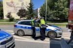 Do zdarzenia z udziałem roweru cargo i samochodu osobowego doszło na ulicy Czarnieckiego w Stalowej Woli.