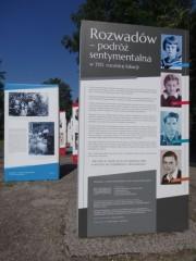 Na rozwadowskim rynku można już obejrzeć nową wystawę plenerową pt. Rozwadów - podróż sentymentalna w 330. rocznicę lokacji miasta, złożoną z archiwalnych, w większości nie publikowanych dotąd fotografii.