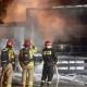 Stalowa Wola: Spłonęły dwie ciężarówki, dwa inne auta nadpalone