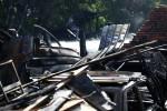 Działania strażackie na ulicy Rozwadowskiej trwały blisko 9 godzin. Szacowane są straty oraz ustalanie przyczyn pożarów.
