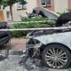 Stalowa Wola: Na Poniatowskiego spaliły się dwa auta. Było to podpalenie