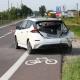 Stalowa Wola: Wypadek z udziałem samochodu elektrycznego. 1 osoba ranna