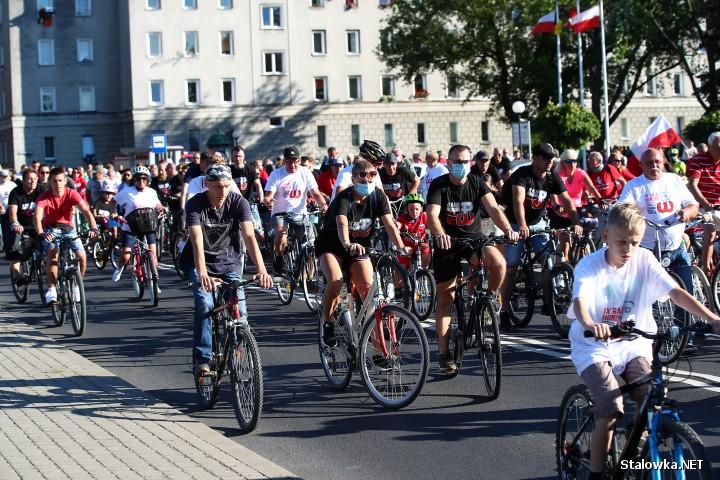 1 sierpnia 2020 roku dla oddania hołdu bohaterom Powstania Warszawskiego, po raz dziewiąty ulicami Stalowej Woli przejechał rowerowy peleton pod nazwą Rajd Honoru.