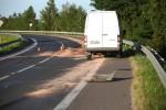 Na ulicy Stefana Czarnieckiego w Stalowej Woli doszło do groźnego wypadku. Ranne zostało półroczne niemowlę.