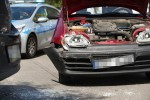 Jedna osoba została ranna w wypadku na ulicy Niezłomnych w Stalowej Woli.