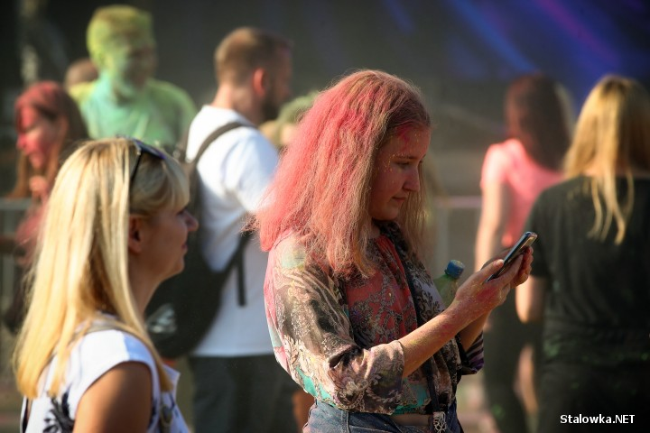 Impreza klubowa: Stalowa Wola Młode Miasto dla Młodych.