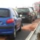 Stalowa Wola: DW-855: wypadek na moście na rzece San na Brandwicy