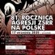 Stalowa Wola: 81. rocznica agresji ZSRR na Polskę