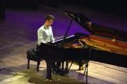 Eryk Parchański - laureat konkursów fortepianowych.