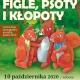 Stalowa Wola: FIGLE, PSOTY I KŁOPOTY - Teatr Lalkowy Przytulanka