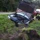 Stalowa Wola: DK77: wypadek w Zbydniowie. W jednym z aut jechała 4 dzieci