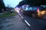 W miejscowości Zbydniów doszło do zderzenia dwóch pojazdów.