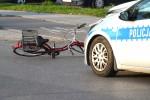 Na ulicy Wojska Polskiego w Stalowej Woli doszło do potrącenia rowerzystki.