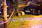 Na ulicy Mickiewicza w Stalowej Woli doszło do zderzenia dwóch pojazdów, w wyniku którego zginął mężczyzna.