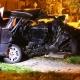 Stalowa Wola: Tragiczny wypadek na Mickiewicza. Kierowca Fiata zginął na miejscu