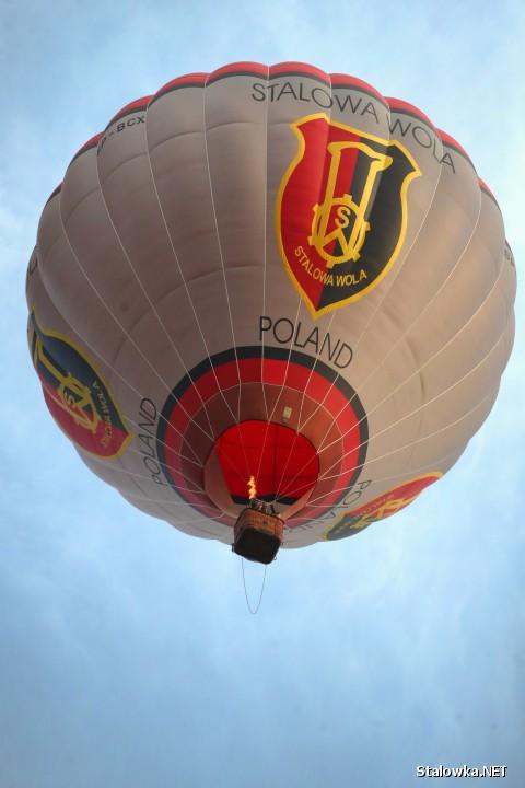 Stalowa Wola: zawody balonowe i nocna gala.