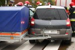 W zderzeniu dwóch pojazdów na górce rozwadowskie ranne zostały trzy osoby.