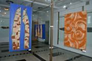 Do końca listopada w Galerii Tło Miejskiego Domu Kultury można oglądać wystawę rzeźbionych obrazów Elżbiety Bis pod tytułem Okruchy.