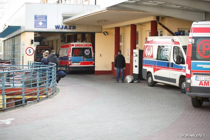 Od 15 października 2020 roku w związku z trudną sytuacją epidemiczną Powiatowy Szpital Specjalistyczny w Stalowej Woli wstrzymuje planowe przyjęcia do wszystkich oddziałów.