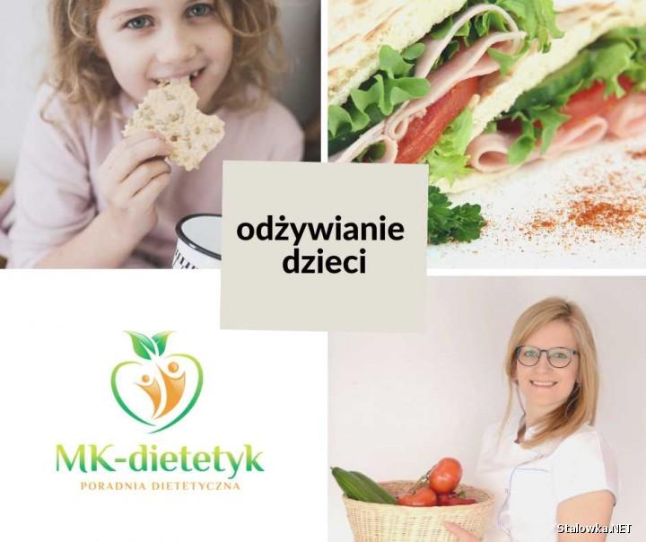 Jeśli zauważyłaś/zauważyłeś, że problem z utrzymaniem właściwej wagi ciała dotyczy Twojego dziecka, przyjdź do poradni dietetycznej.