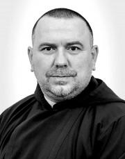 Śp. Sebastian Majcher, pochodzący ze Stalowej Woli kapłan, zakonnik.